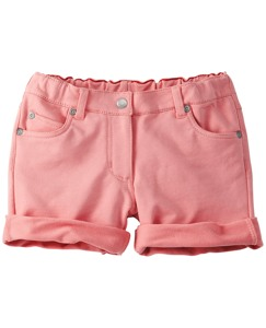 Boyfriend Shorts In French Terry by Hanna Andersson