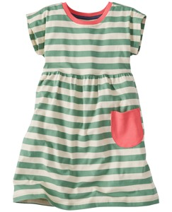 Spirited Stripe Dress