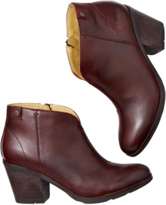 Leather Ankle Boots by Hanna Andersson