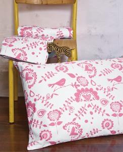 HannaSoft™ Scandi Pillowcase by Hanna Andersson