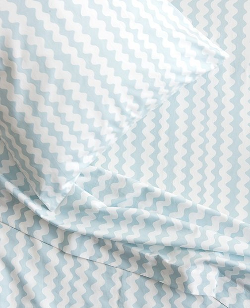 HannaSoft™ Waves Sheet Set by Hanna Andersson