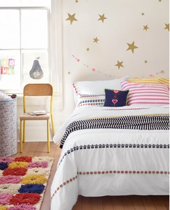 Broderi Ribbon Duvet Cover