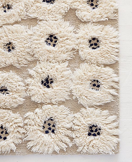 Wool Rya Rug by Hanna Andersson