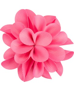 Flower Puff Bow