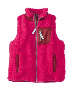 Sherpa Warmup Vest by Hanna Andersson