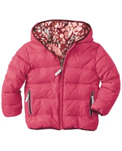 Our Warmest Reversible Down Jacket by Hanna Andersson