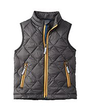 Superlight Down Vest by Hanna Andersson