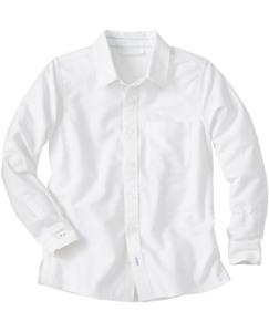 Oxford Buttondown Shirt by Hanna Andersson
