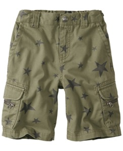 All Out Cargo Shorts by Hanna Andersson