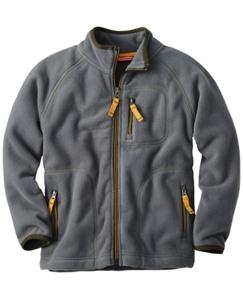 Megacozy Fleece Jacket by Hanna Andersson
