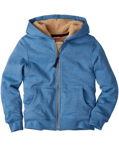 Supercozy Fleece Lined Hoodie by Hanna Andersson