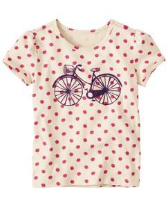 Art Tee In Pima Cotton by Hanna Andersson
