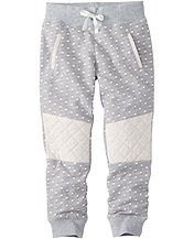 Knee Patch Skinny Sweats by Hanna Andersson