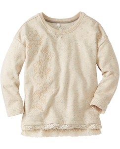 So Pretty Sweatshirt by Hanna Andersson