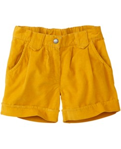 Cozy Pincord Shorts by Hanna Andersson