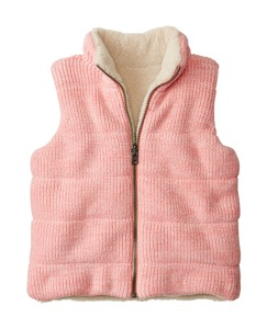 Reversible Quilted Puffer Vest by Hanna Andersson
