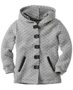 Quiltie Hooded Jacket by Hanna Andersson