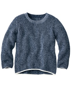 Marled Pullover Sweater by Hanna Andersson