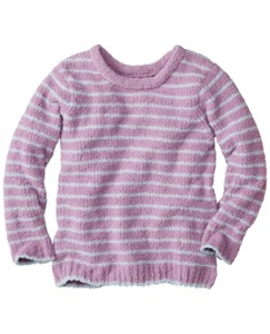 Marshmallow Crewneck Sweater by Hanna Andersson