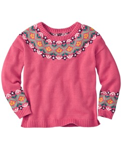 Fairy Tale Nordic Sweater by Hanna Andersson