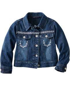 Best Friends Jean Jacket by Hanna Andersson
