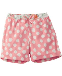 Sleep Shorts in Dreamy Poly by Hanna Andersson