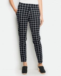 Windowpane Slouchy Pant by Hanna Andersson