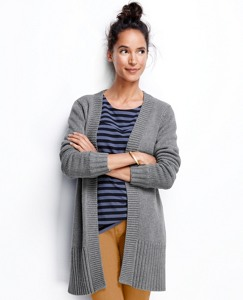 The Long Cardigan by Hanna Andersson