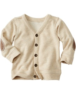 Little Big Guy Cardigan by Hanna Andersson