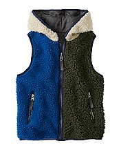 Reversible Sherpa Vest by Hanna Andersson