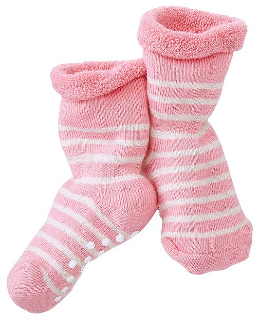 Best Ever First Socks by Hanna Andersson