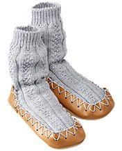 Hanna Andersson Swedish Slipper Moccasins