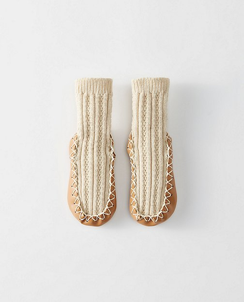 Baby Swedish Slipper Moccasins by Hanna Andersson