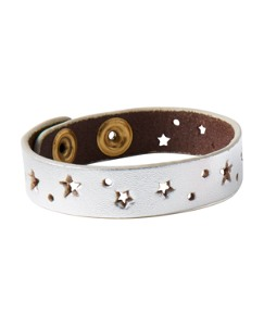 Leather Bracelet by Hanna Andersson