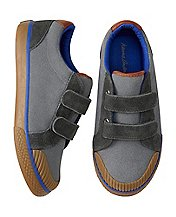 Kasper Suede Sneakers by Hanna Andersson