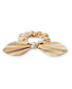 Bunny Bow Scrunchie by Hanna Andersson