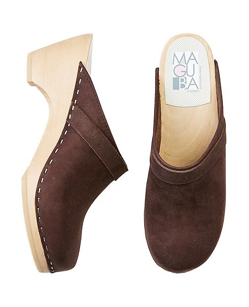 Women Swedish Clogs By Maguba