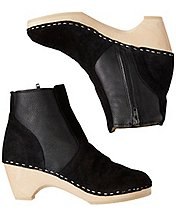 Women's Swedish Clog Boot By Maguba
