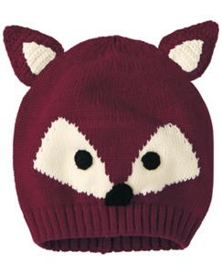 Who's That Sweater Hat by Hanna Andersson