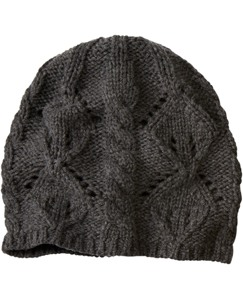 Cable Slouchy Beanie by Hanna Andersson