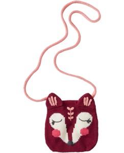 Crochet Animal Purse by Hanna Andersson