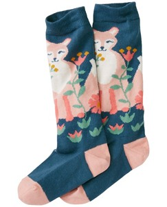 Critter Knee Socks by Hanna Andersson
