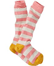 Stripey Knee Socks by Hanna Andersson