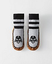 Kids Star Wars™ Slipper Moccasins by Hanna Andersson