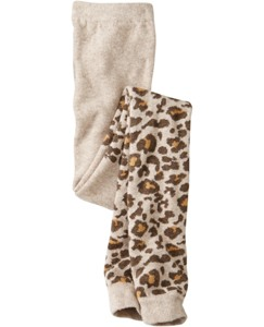 Fun Footless Ankle Tights by Hanna Andersson