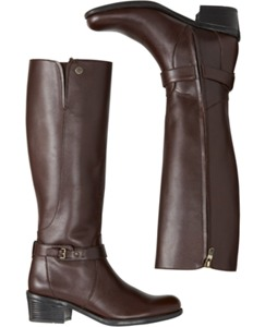 Tall Leather Boot by Hanna Andersson