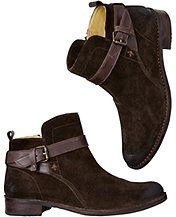 Buckle Ankle Boot by Hanna Andersson