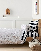 HannaSoft™ Confetti Duvet Cover by Hanna Andersson