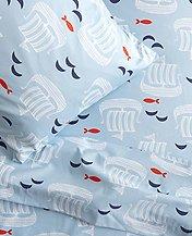 HannaSoft™ Viking Pillowcase by Hanna Andersson
