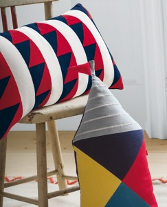 Pennant Pillows by Hanna Andersson